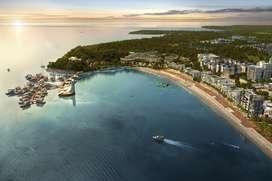 Kavling Premium Di Resort Nuvasa Bay Palm Spring Golf - Nongsa Batam