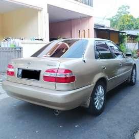 Dijual New Corolla 1.8 SEG Matic Tahun 2000