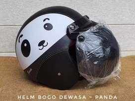 Macam-macam helm dewasa ,boggo keren