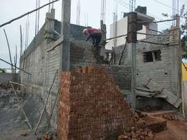 Approved 2 BHK House for Sale Near & Backside Jipmer Hospital