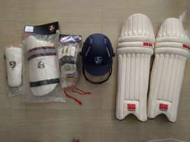 SG Cricket Senior batting kit