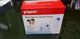 Silent Electric Breast Pump PIGEON(Second) CUCI GUDANG!!