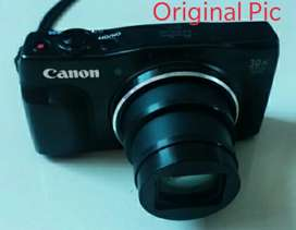 CANON digital CAMERA SX710 HS 20.3MP point&shoot with 30x optical ZOOM