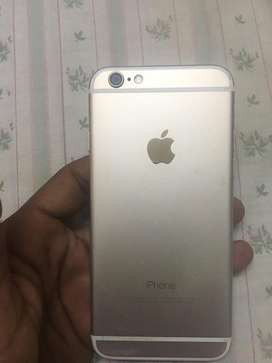 Iphone 6 with box and charger