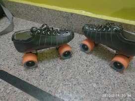 Apache warrior professional roller skates