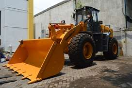Ready Unit Baru LONKING Wheel Loader Best Promo Harga Termurah