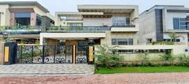 Facing Park 1 Kanal Luxury House In Bahria Town Lahore