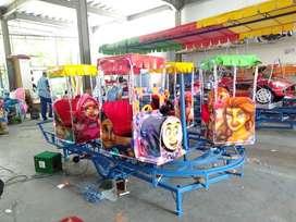 odong kereta panggung fiber plat DISKON banyak model mini coaster iiw