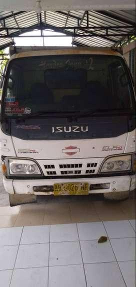 DumpTruk Isuzu Elf NKR 71 Tahun 2011