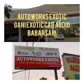 Autoworks exotic berbah