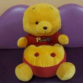 Dijual cepat sofa the pooh jumbo