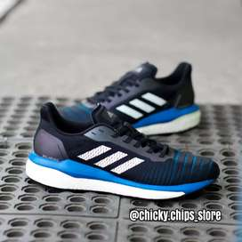 Adidas Solar Drive Boost Black Blue