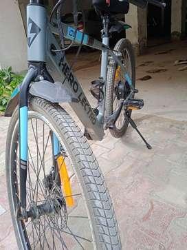 Electric Hero bicycle