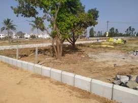 $For sale In ₹ 14.99 Lacs * at Vijayawada HWY,Jaipur % Plot-150 Sqyrd$