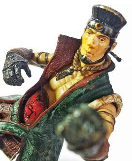 Actin figure samurai's onimusha 2.rare item. Action figure second.
