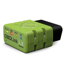 OBDLINK LX Maximum vehicle coverage Read & clear 'Check Engine' light