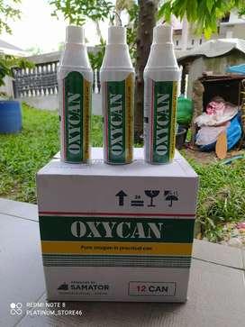 Oxycan Pure Oxygen Portable 500 cc