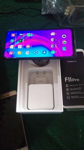 oppo f 11 pro 6/128 with full box