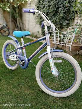 Used durable imported bicycle for kids
