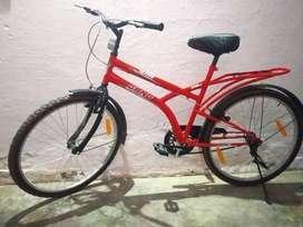 SK Bikes, bicycle with power break