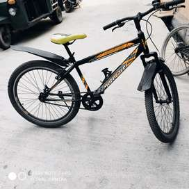 Motoracer cycle