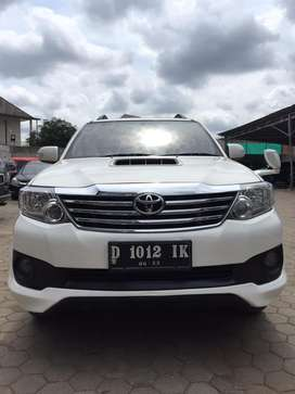 TOYOTA FORTUNER TRD 2013 AT