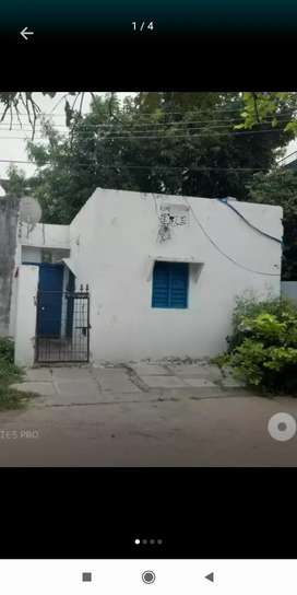 63 sq yd ind. House. Champapet