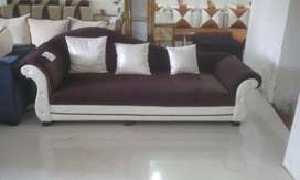brand new couch with pillow at very affordable price