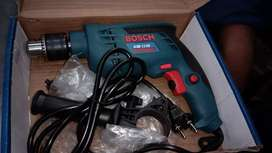Bosch professional rotary electric hammer drill machine GSB 13 RE