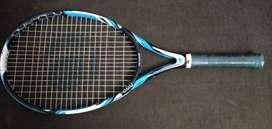 artengo tennis racquet TR860 blue junior series with bagbag