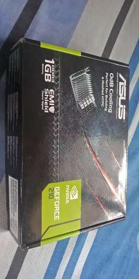Asus Nvidia Silent 1GB DDR3 Graphics Card