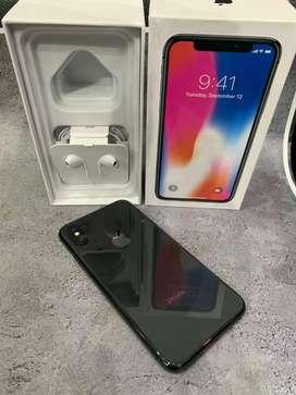 IPHONE, iPhone X 64GB Grey Mulus!