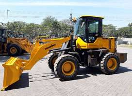 Official Dealer Sonking Wheel Loader with Turbo Engine di Kota Raja