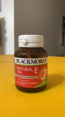 vitamin E suplemen blackmores