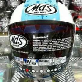 Helm Merk MDS dan BMC Baru Jual Cepat Murah