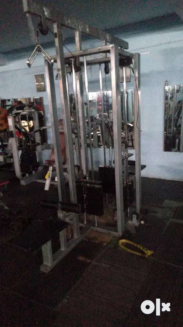 37Gym and cardio new and old