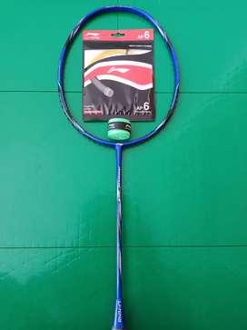 Raket badminton linning armour paket