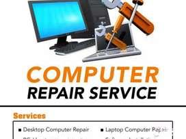 Computer &Latop Repair(Door to Door)