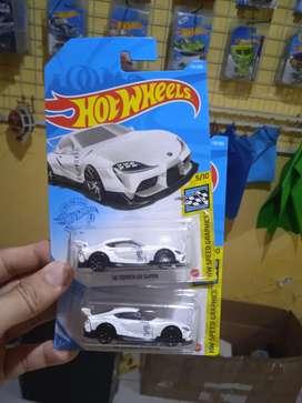 Hotwheels Toyota GR Supra