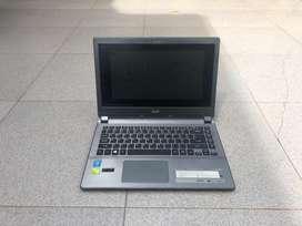 Laptop GAMING/DESAIN ! Laptop ACER ASPIRE V5-473G - Core i5 Gen 4