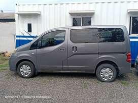 Nissan Evalia St Abu-abu tua metal Thn. 2014