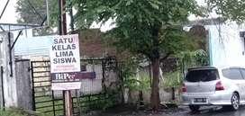 Disewakan tanah di pinggir jalan perintis kemerdekaan purwokerto