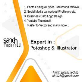 I am a graphic designer, need part time job