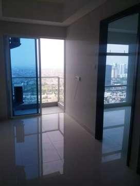 Dijual murah Apartemen Puri Mansion 1 BR semi furnished