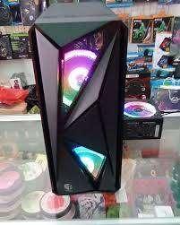 Casing komputer Cube Gaming Strofa case CPU casing PC