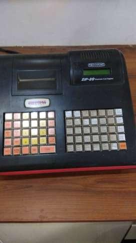 New Billing Machine
