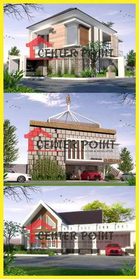 Arsitek Kontraktor Desain Gambar RAB IMB Interior di Tolikara
