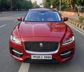 Jaguar Others, 2017, Diesel