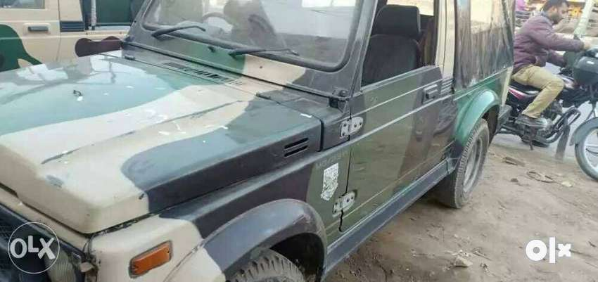 Military gypsy, good condition, seats covered,all 0