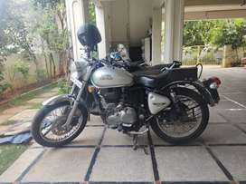 Single owner royal enfield electra twinspark